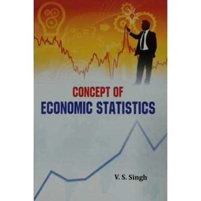 Concepts of Economic Statistics