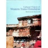 CULTURAL HISTORY OF WESTERN TRANS-HIMALAYAS: Bashahar Kinnaur