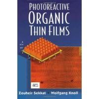 Photoreactive Organic Thin Films